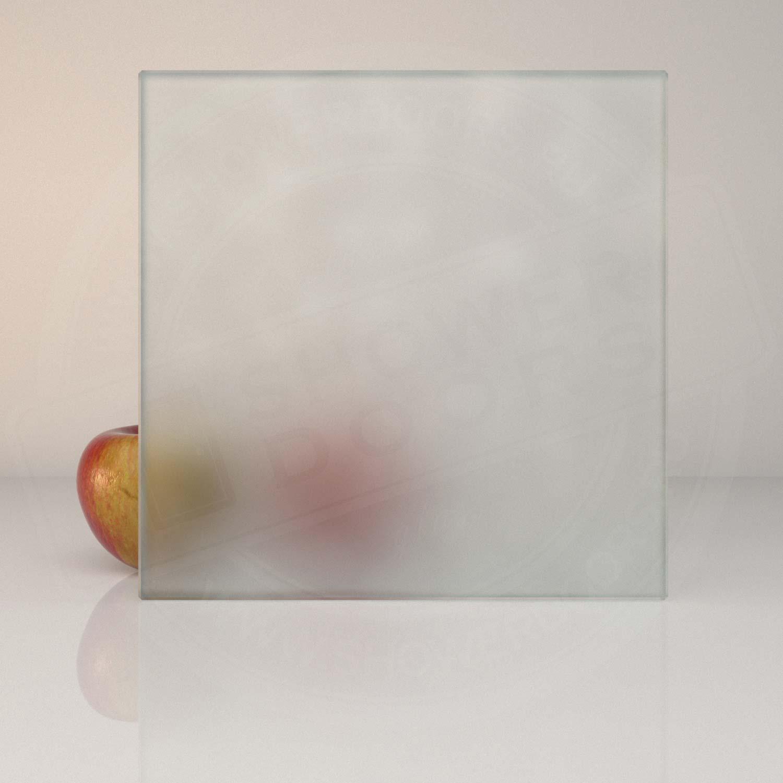 Матовое стекло для душевой MATELUX CLEAR 8 mm