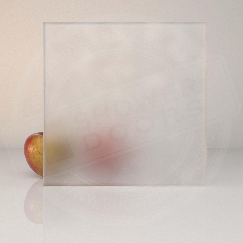 Матовое осветлённое стекло для душевой MATELUX CLEARVISION 8 mm