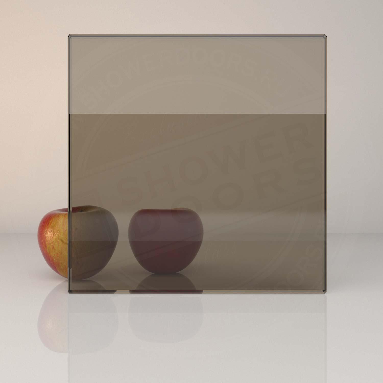 Бронзовое стекло для душевой PLANIBEL BRONZE 8 mm