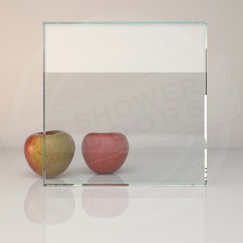 Прозрачное стекло для душевой PLANIBEL CLEAR 8 mm