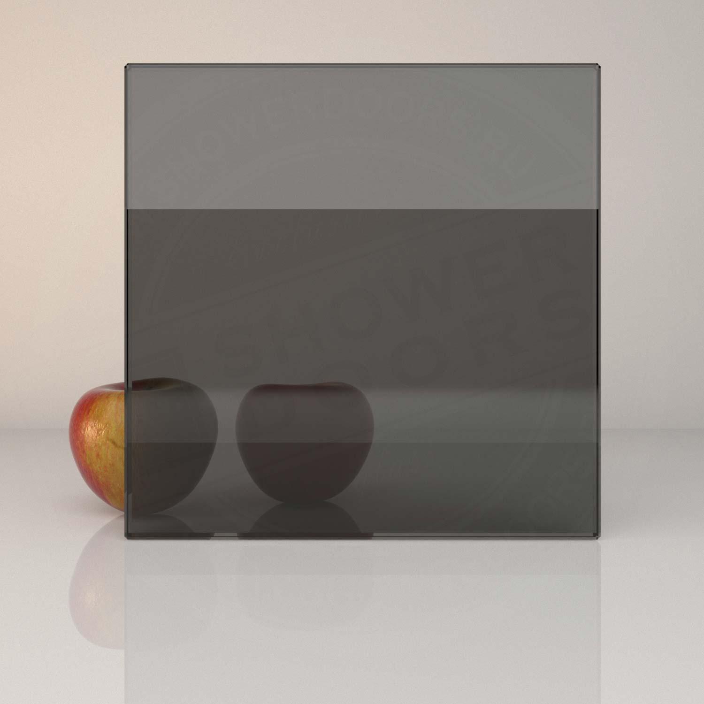 Серое стекло для душевой PLANIBEL GREY 8 mm